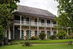 2 chateau de le måndag plaisir Arkivbild