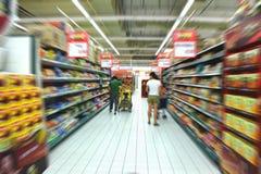 2 chińczyków centrum handlowego nowożytny zakupy Zdjęcie Royalty Free
