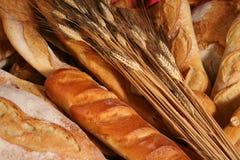 2 chleb Obraz Stock