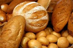 2 chleb. Zdjęcie Stock