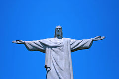 2 christ redeemer Royaltyfri Foto