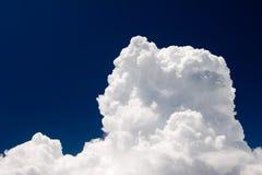 2 cloudscape 免版税库存照片