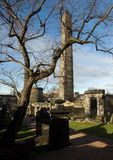 2 cmentarz Obraz Royalty Free