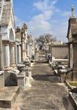 2 cmentarz Lafayette Obraz Stock