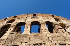 2 colosseum Fotografia Royalty Free