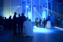 2 corporate party Στοκ φωτογραφία με δικαίωμα ελεύθερης χρήσης