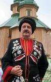2 cossack generał ukrainian Fotografia Royalty Free