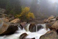 2 creek głazów Zdjęcie Stock