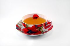 2 Cup of tea Stock Photo