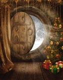 2 czarodziejek fantazi pokój Obrazy Royalty Free