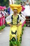 2 dansare de tanjay saulug Royaltyfria Foton