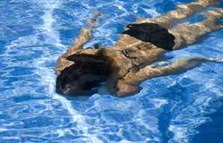 2 de mergulho Imagem de Stock