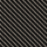 2 diagonalny splot włókien Obraz Stock