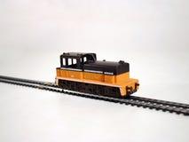2 dieslowska lokomotywa Obraz Royalty Free