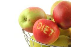 2 dieta obrazy stock