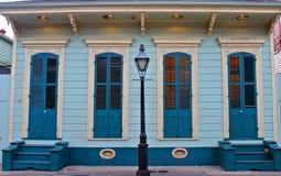 2 dom Obrazy Royalty Free
