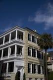 2 dom Charleston Obraz Royalty Free