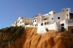 2 domek na plaży Obraz Royalty Free