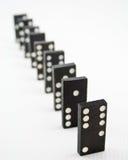 2 domino Fotografia Royalty Free