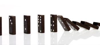 2 Domino 库存照片