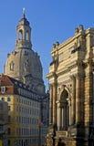 2 Dresden świetność zdjęcie royalty free