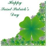 2 dzień szczęśliwy Patrick s święty ilustracja wektor
