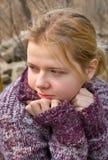 2 dziewczyn pulower Fotografia Stock