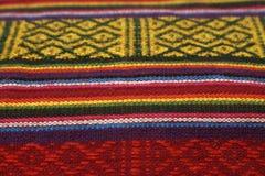 2 ethno织品 库存照片