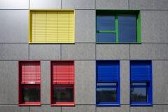 2 fönster Royaltyfri Fotografi