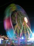 2 ferris wheel Στοκ Φωτογραφίες