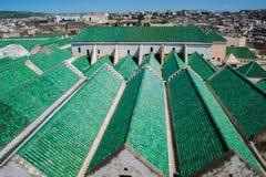 2 fes Марокко Африки Стоковая Фотография