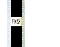 2 filmstrip 35 mm Zdjęcie Stock