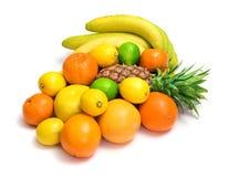 2 frukter Arkivbild