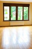2 fyra fönster Royaltyfri Foto