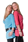 2 girlfriends Stock Photo