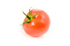 2 glansowany pomidor Obrazy Stock