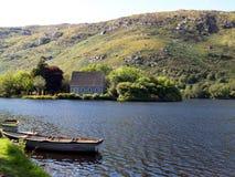 2 gouganbarra jezioro Zdjęcie Stock
