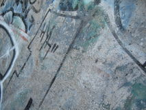 2 graffiti farbę. Fotografia Royalty Free