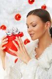 2 härliga jul Royaltyfri Foto