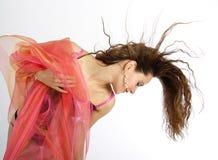 2 hairdance 库存照片