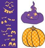 2 Halloween. Obraz Stock