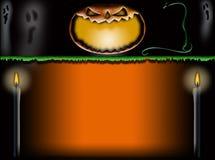 2 Halloween. ilustracja wektor