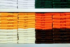2 handdukar Royaltyfri Bild