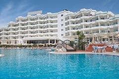 2 hoteli luksus Obrazy Stock
