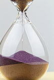 2 hourglass Fotografia Stock