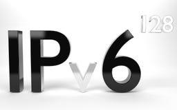 2 ipv6 Стоковое Изображение RF