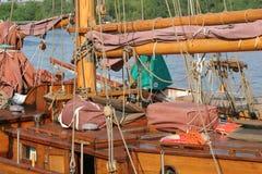 2 jacht Zdjęcie Stock