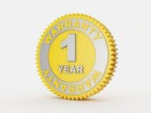 2-Jahr-Garantie Lizenzfreie Stockfotos