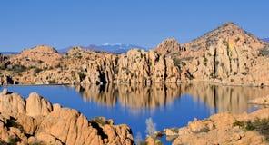 2 jezioro Watson Obrazy Royalty Free