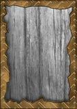 2 jpg struktury drewno Obrazy Stock